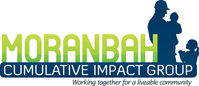 Moranbah Cumulative Impact Group logo